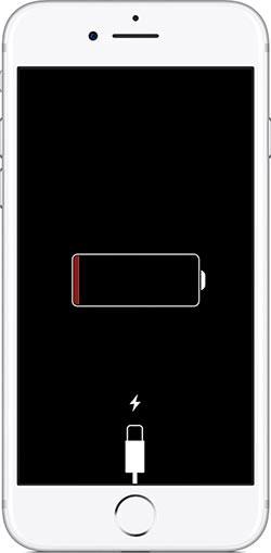 resetting frozen iphone